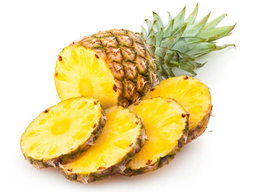 ananas forte au concentré d'ananas
